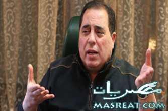 اصابة مصطفى السلاب نائب مدينة نصر بالجلطة الدماغية