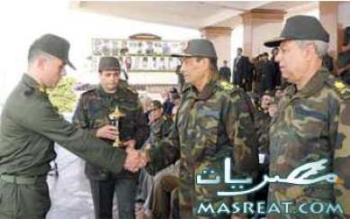 موعد تقديم الكلية الحربية