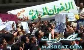 القبض على 11 من انصار جماعة الاخوان المسلمين المحظورة في مدينة نصر
