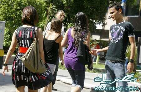 التحرش الجنسي باكثر من 267 فتاة في مصر بالعيد