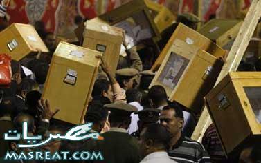نتائج انتخابات مجلس الشعب 2010