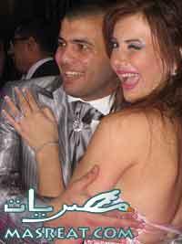 بالصور محمد منير يغني في حفلة خطوبة عماد متعب و يارا نعوم