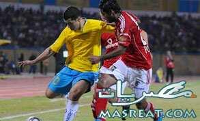 نتيجة مباراة الاهلي والاسماعيلي في الدوري المصري 2010 - 2011