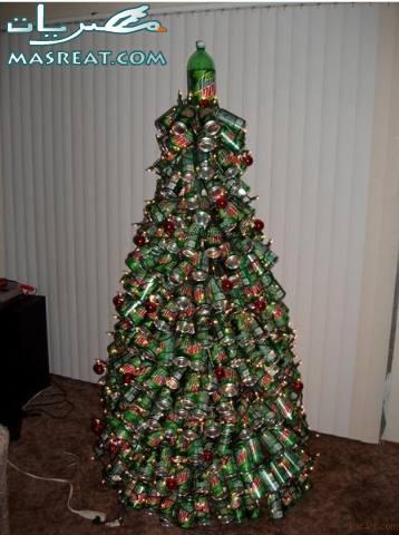 زينة شجرة عيد الميلاد