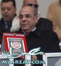 قطر تدعو روراوة لحضور مباراة مصر وقطر للمصالحة مع زاهر