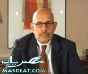 فتوى قتل واهدار دم محمد البرادعي