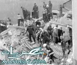 اخر اخبار حادث انهيار مصنع الاسكندرية محرم بك