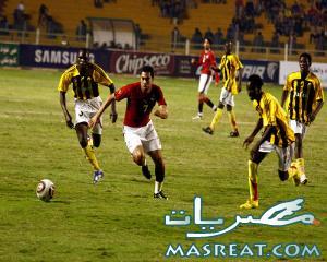 اهداف مباراة مصر وكينيا