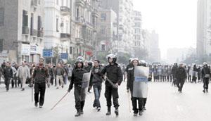 اخبار مظاهرات مصر: آخر احداث المظاهرات اليوم