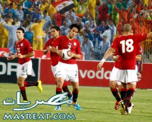 موعد و ميعاد مباراة مصر وكينيا
