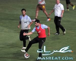 مباراة مصر وبوروندي