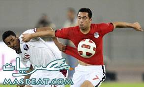 مشاهدة مباراة مصر وتنزانيا اون لاين مباشر