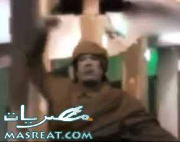 نكت عن القذافي