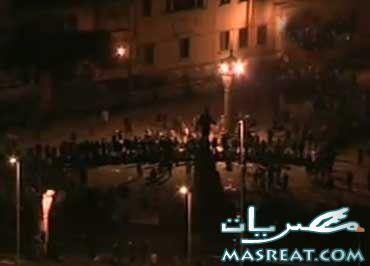 اخر اخبار احداث ميدان التحرير الان من مصر اليوم