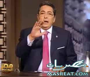 استقالة محمود سعد اليوم