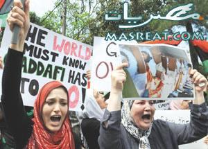 احداث ليبيا :اخر اخبار احداث ثورة ليبيا ضد القذافي اليوم 2011