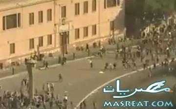 مظاهرات مصر اليوم : مظاهرات تأييد الرئيس مبارك في مصر اليوم