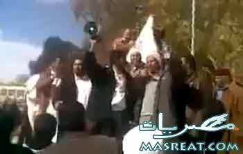 اخبار المظاهرات في ليبيا : استمرار المظاهرات في ليبيا رغم المجازر