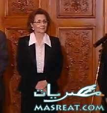 القبض على سوزان مبارك