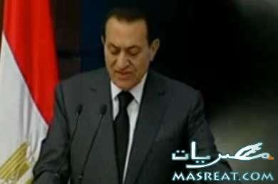 وفاة الرئيس السابق حسني مبارك بعد الحكم عليه بالمؤبد في سجن طرة