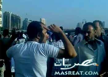 مظاهرات ماسبيرو للاقباط