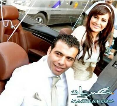 حفل زفاف عماد متعب