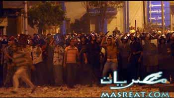 احداث العباسية الان: اخبار المظاهرات حول وزارة الدفاع اليوم