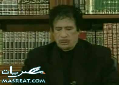 هروب القذافي : مطلوب القبض على العقيد معمر حياً او ميتا اليوم
