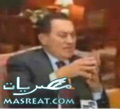 محاكمة مبارك فيديو