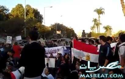 25 يناير 2012   اخبار احداث ميدان التحرير اليوم