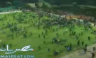 مليونية بميدان التحرير بسبب احداث مباراة الاهلي والمصري 2012