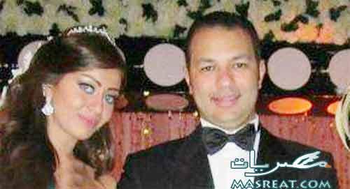 زواج روتانا ابنة غادة عبد الرازق: صور الفرح بحضور عماد متعب