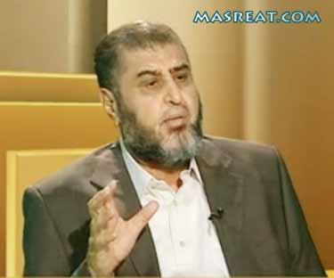 مرشح جماعة الاخوان المسلمين لرئاسة مصر المهندس خيرت الشاطر