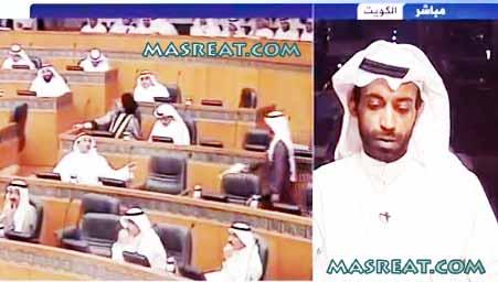 حل مجلس الامة الكويتي 2012 على غرار الحكم بحل البرلمان المصري