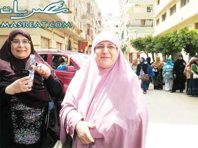 زوجة رئيس مصر الجديد محمد مرسي، اخبار - صور - فيديو يوتيوب