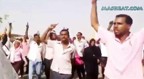 احداث مظاهرات السودان