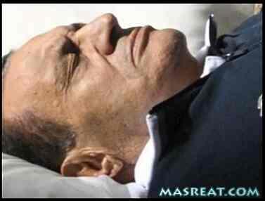 وفاة حسني مبارك اليوم