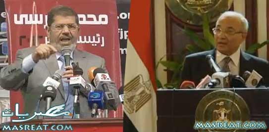 نتائج انتخابات الرئاسة 2012 مصر بين مطرقة الاخوان وسندان العسكر