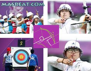 الصين ومنافسة شرسة على ميداليات اولمبياد لندن ٢٠١٢ الرماية