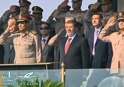 قرارات الرئيس محمد مرسي الاخيرة اليوم تثير زوبعة سياسية في مصر