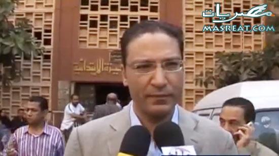 قرار حبس رئيس تحرير جريدة الدستور اسلام عفيفي