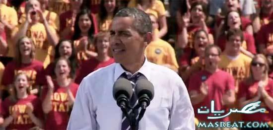 نتائج انتخابات امريكا النهائية 2012 فوز باراك اوباما بولاية جديدة