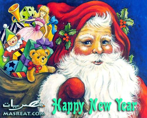 صور بابا نويل كبيرة