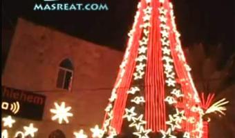 مشاهدة قداس عيد الميلاد