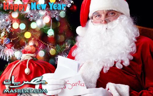 صور بابا نويل الحقيقي