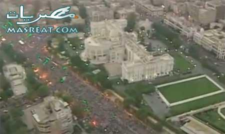 مظاهرات مصر اليوم مباشر