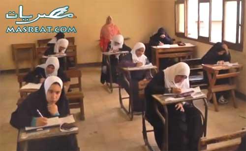 جدول ملاحق امتحانات الشهادة الاعدادية الازهرية الدور الثانى 2014
