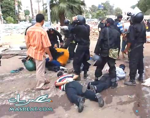 اخر اخبار رابعة العدوية بعد فض اعتصام الاخوان في ميدان نهضة مصر