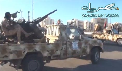 اخبار حادث خطف الدبلوماسي المصري في ليبيا
