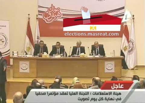 معرفة لجان الاستفتاء على الدستور، من اللجنة العليا للانتخابات